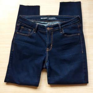 Old Navy Rockstar Jeans.  Size 6